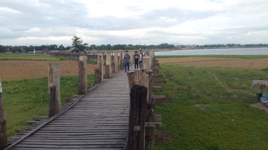 Amarapura, พม่า: ウ・ベイン橋