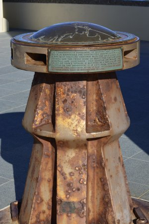 Gold Coast, Australia: Cooks Memorial