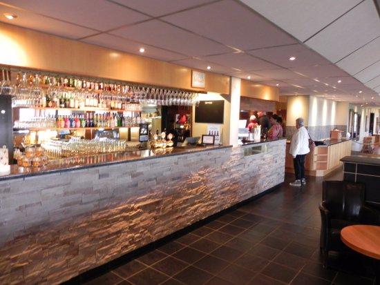 Storuman, Sweden: Hotel bar
