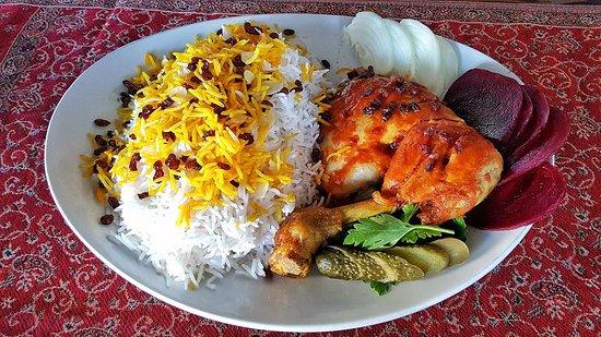 Xemxija, Malta: Shafa Persian Cuisine