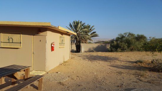 Dimona, Israel: Our hut