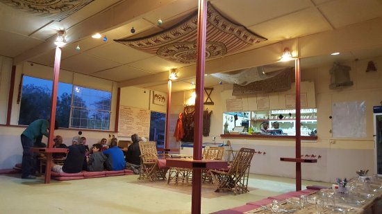 Dimona, Israel: Reception & Dining Area