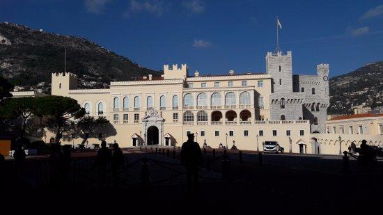 Vieux Monaco: Prince's Palace