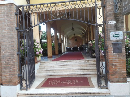 Hotel Belle Arti: 20170626_082105_large.jpg