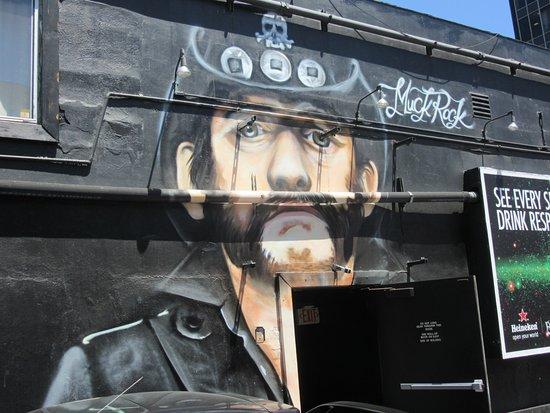 Sunset Strip : Lemmy