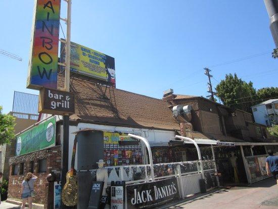 Sunset Strip : The Rainbow