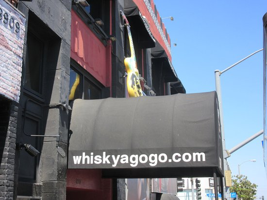 Sunset Strip : The Whisky