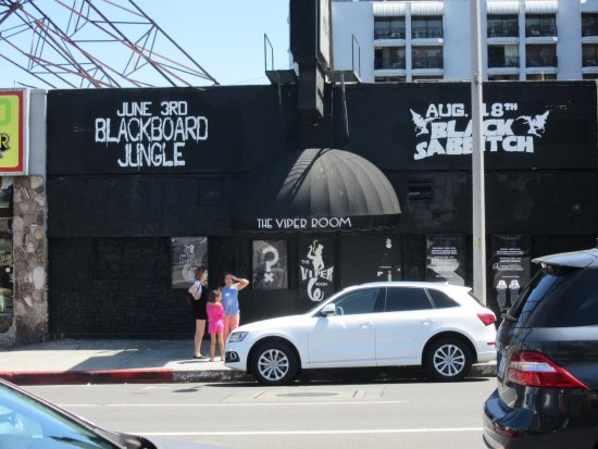 Sunset Strip : The Viper Room