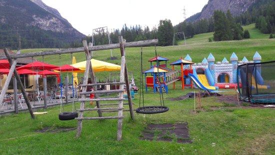 La Punt-Chamues-ch, Zwitserland: Ristorante Pugliese Musella