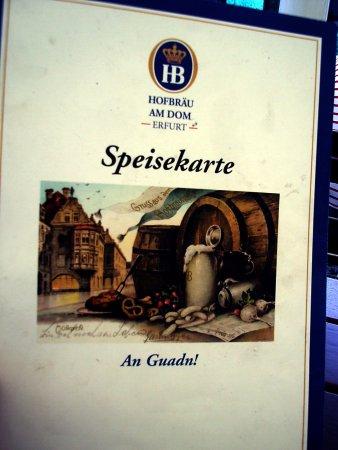 Gasthaus Zur Hohen Lilie - Due Angeli: Hofbräuhaus