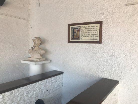 Argamasilla de Alba, Ισπανία: Casa-cueva de Medrano.