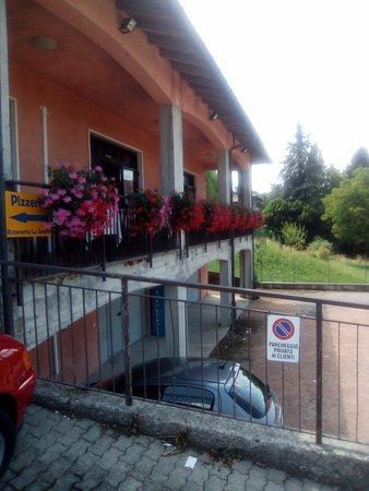 Province of Varese, Italie : Terrazza