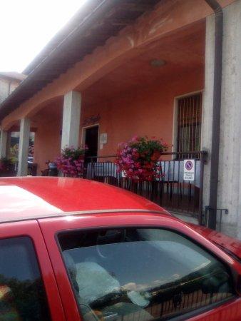 Province of Varese, Italie : Entrata Ristorante Lo scoglio