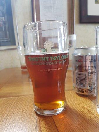Port Charlotte, UK: Beer
