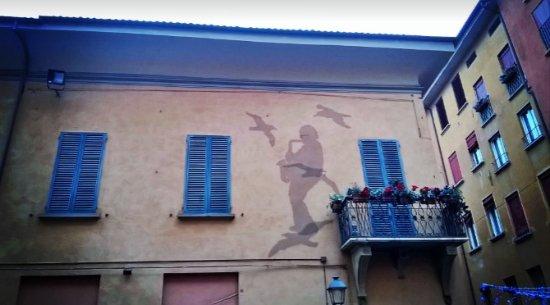 Casa di Lucio Dalla