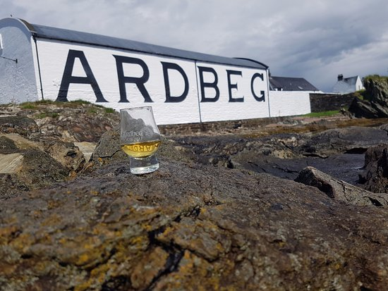Port Ellen, UK: Ardbeg