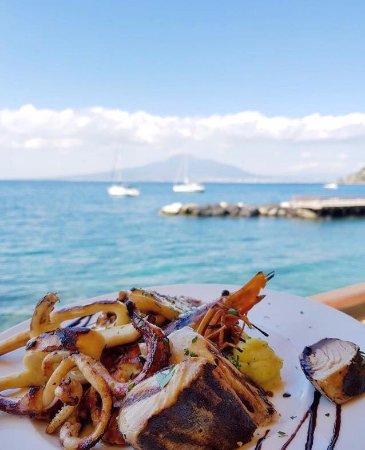 astoria vico hotel ristorante antico bagno sulla spiaggia