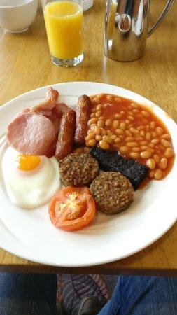 Sneem, Irland: Irish breakfast