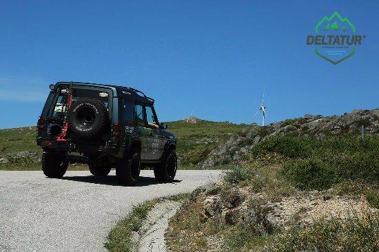 Cinfaes, البرتغال: 4x4 Tours -Serra de Montemuro