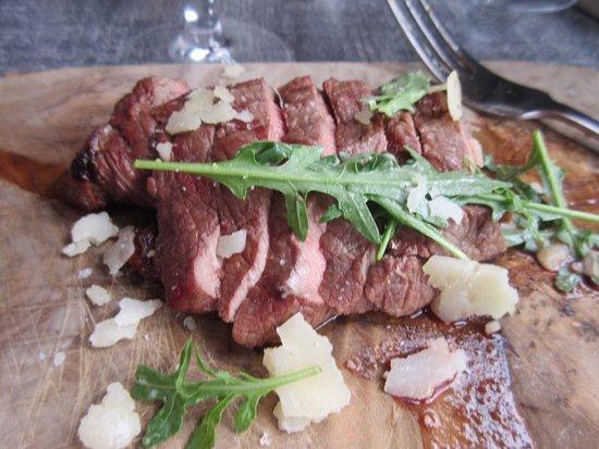 Purmerend, Niederlande: Angus biefstuk-reepjes