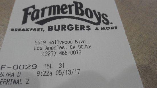 farmer boys los angeles ca