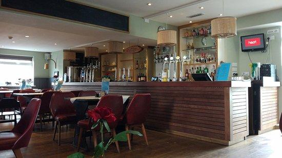 Cornishman Inn Tintagel: Pub.