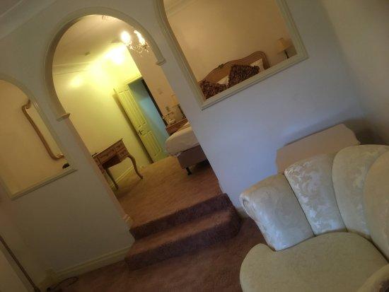 Bungunyah Manor Resort: our room