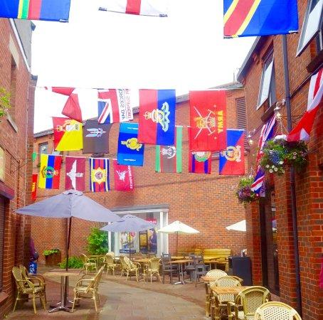 Trowbridge, UK: Armed Forces Weekend
