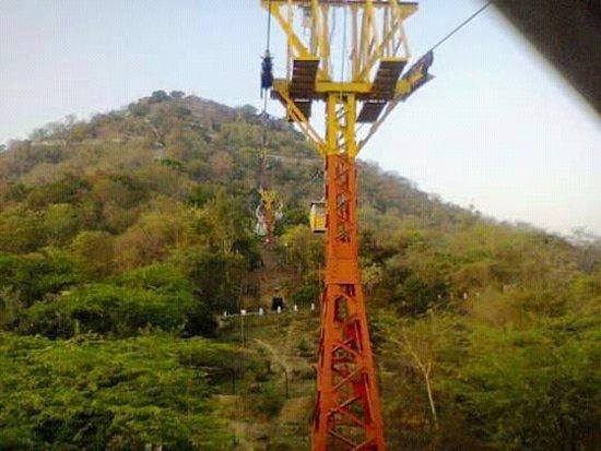 Maihar, Индия: Maa Sharda devi roapway_large.jpg