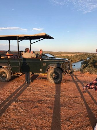 Amakhala Game Reserve, South Africa: Shamwari Game reserve