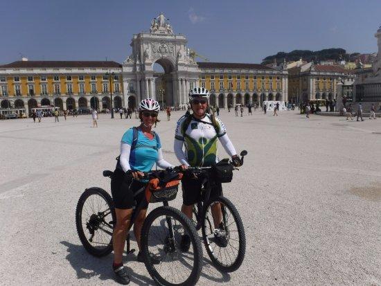 Bikeiberia Bike Tours & Rentals: Start in LISBON