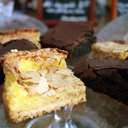Breil-sur-Roya, ฝรั่งเศส: Home made cakes