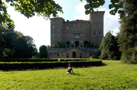 Angoli del giardino foto di castello di agli aglie for Foto angoli giardino