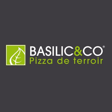 Privas, Francia: Logo Basilic & Co