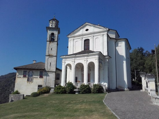 Madonna del Sasso 사진