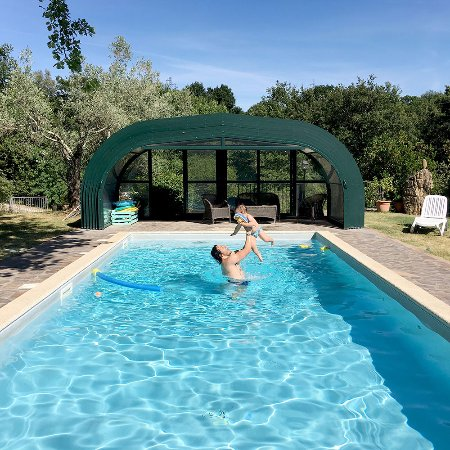 Ficulle, Italy: swimming pool