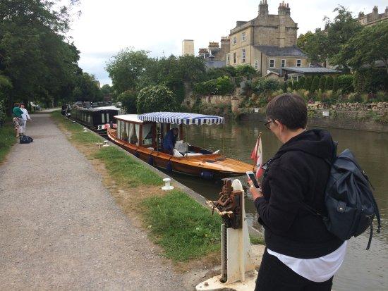 Bathampton, UK: The Lady Lena -July 2017
