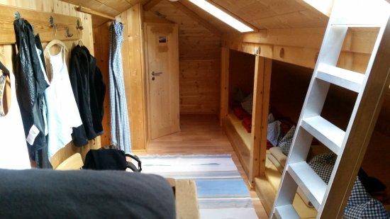 Matratzenlager hütte  Matratzenlager - Bild von Tegernseer Huette, Kreuth - TripAdvisor