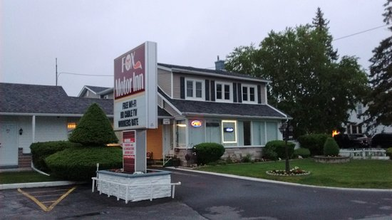 Fox Motor Inn: A gem motel nothing less