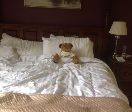 Mappleton, UK: Who's been sleeping in my bed ?