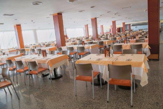Retamar, สเปน: Comedor