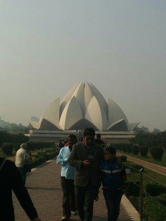 Bahai Lotus Temple: Pic 1