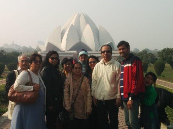Bahai Lotus Temple: Pic 3