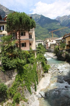 Splugen, Switzerland: Chiavenna