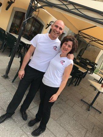 Avenches, Switzerland: Les patrons
