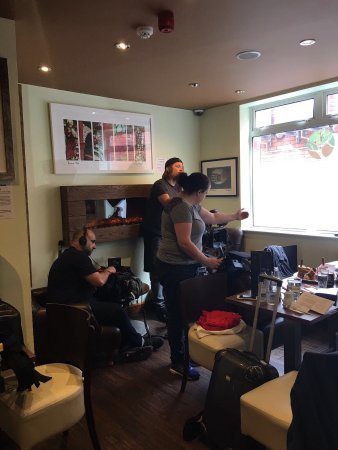 Bramhall, UK: Juniper Cafe