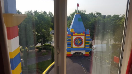 View From Room Picture Of Legoland Windsor Resort Hotel