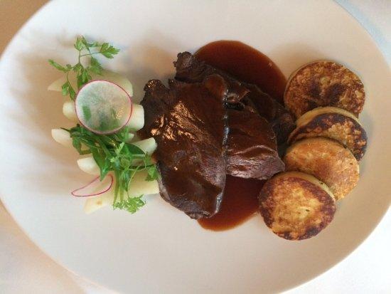 Hausen ob Verena, Almanya: Rinderbäckchen - ein Gedicht!