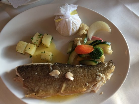 Hausen ob Verena, Almanya: Forelle