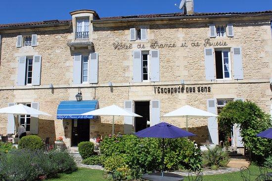 Landscape - Picture of Hotel de France et de Russie, Thiviers - Tripadvisor